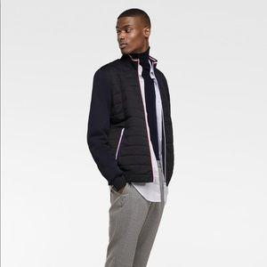 NWT Zara Men's Mixed Jacket XL